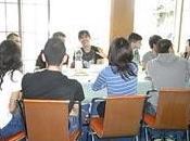 Shaberiamo, confronto studenti giapponese