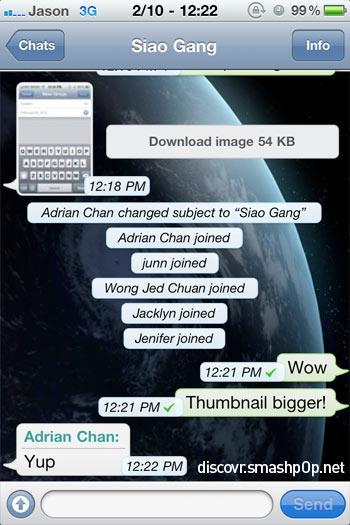 Conosciuto WhatsApp Nokia : Nuovo aggiornamento per il messenger più diffuso  SQ03