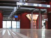 Inaugurato l'aeroporto Perugia, dell'architetto Aulenti
