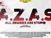 FrenckCinema series horror comica A.Z.A.S. Zombies Stupid Terza Puntata