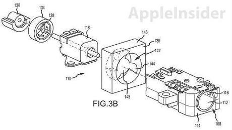 Apple brevetta iPhone e iPad con ventole