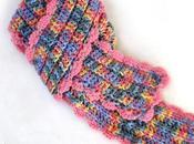 Tutorial uncinetto: come realizzare sciarpa bambina