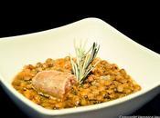 Zuppa lenticchie salamella
