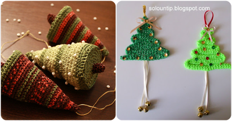 decorazioni natalizie fai da te addobbi di natale : Lavoretti di Natale fai da te: tutorial per decorazioni eco-chic...