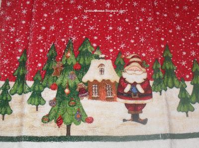 La casa e il Natale - staffetta di blog in blog