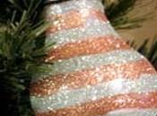 Addobbo natalizio Riciclo lampadine