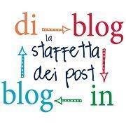 Staffetta di blog in blog!