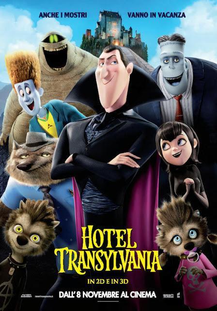 Recensione: Hotel Transylvania