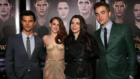 Twilight Breaking Dawn boxoffice