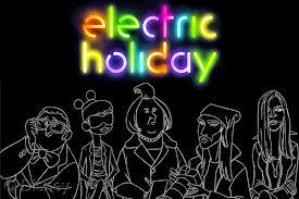 Disney and Barney's new York present ''Electric Holiday''
