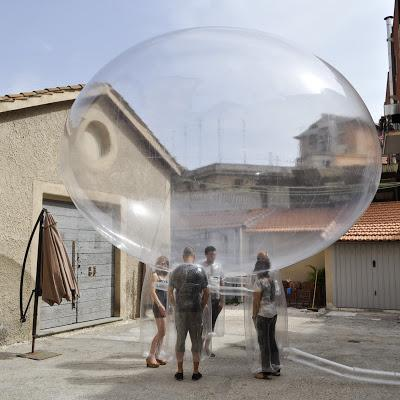 ANA REWAKOWICZ in LIVING IN A BUBBLE