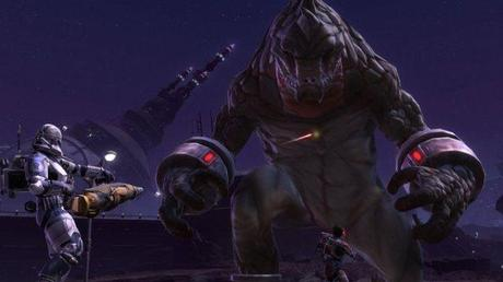 Star Wars The Old Republic, server si preparano per la modalità Free-to-Play