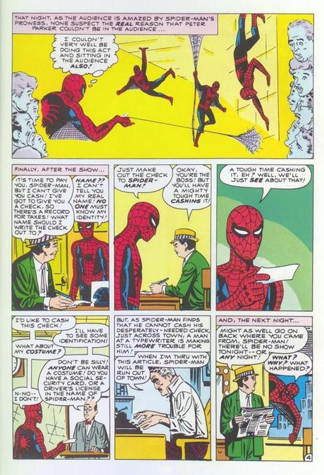 Amazing Spider-Man n.1 Pag.4 (Salvo Muscarà)