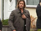 Nuove immagini World rivede Brad Pitt coperto sangue
