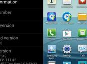 Anteprima Android 4.1.2 Samsung Galaxy Disponibile I9100XXLSJ link Download video