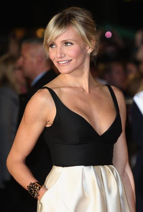 "Cameron Diaz ""Gambit"" London premiere: scopri il look!"