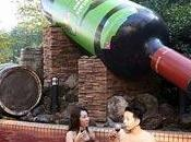 Tutti bagno vino Giappone