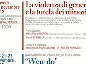 violenza genere tutela minori Martina Franca