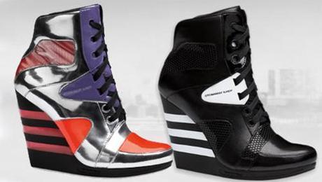 scarpe nike con tacco a spillo