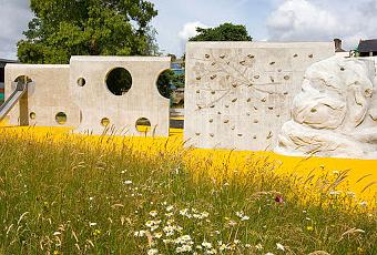 Normand park by kinnear landscape architects paperblog for Kinnear landscape architects