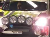 Valentino Rossi Ford Fiesta Monza Rally Show