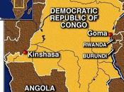 Goma (Rep.D.del Congo) ribelli dell' chiedono negoziati politici diretti