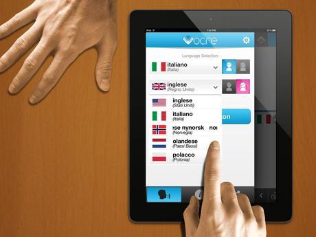 Vocre tradurre traduttore vocale e testuale paperblog for Traduttore apple