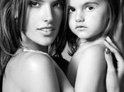 CAMPAIGN Alessandra Ambrosio figlia Anja London