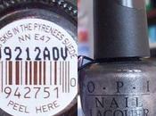 """SUZI SKIS PYRENEES della collezione SUEDE (aggettivo inglese significa """"scamosciato"""") O.P.I."""