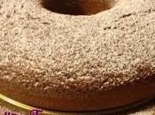 CHIFFON CAKE CIOCCOLATO FONDENTE CAFFE' AROMATIZZATO ALLA VANIGLIA Senza Lattosio