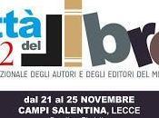 21-25 Novembre Campi Salentina fiera CITTA' LIBRO 2012