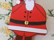 BRICOLAGE: biglietto Babbo Natale