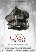 Novità da Blockbuster. Bed Time, Chernobyl Diaries, Quella casa nel bosco
