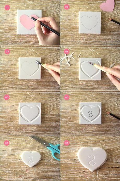 Favoloso Idee per creare le tue partecipazioni HandMade!!! - Paperblog LA38