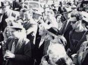 viaggiatore tempo South Fork Bridge 1940