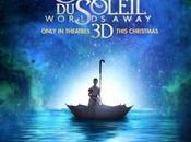 Trailer poster film evento Cirque Soleil: Worlds Away