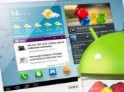 Jelly Bean 4.1.1 disponibile Samsung Galaxy WiFi DOWNLOAD
