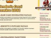 Corsi cake design natale