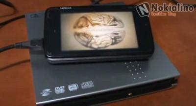 Guardiamo i DVD su un N900