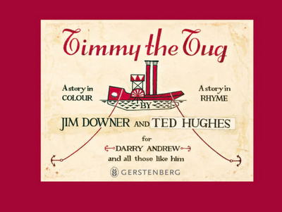 Ted Hughes e Jim Downer