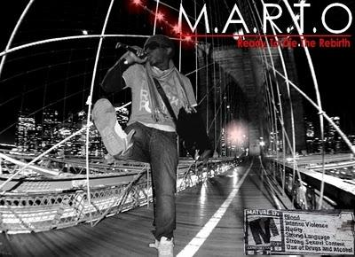 M.A.R.T.O. Ready To die The Rebirth Mixtape