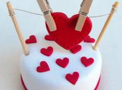 Mini cake segnaposti