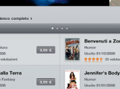 "Apple aggiunge ""Film"" ""Ping"" iTunes iPad"