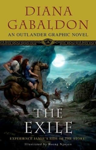 book cover of   The Exile    (Outlander Graphic Novels)  by  Diana Gabaldon