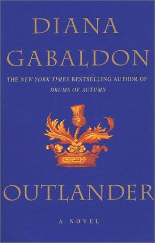 Cover of Outlander by Diana Gabaldon
