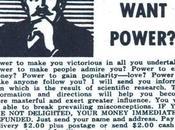 1960 sogni potere) eran desideri (realizzabili). Bastava talismano