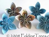 Natale 2010: fiori carta