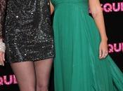 Cher Christina Aguliera alla premiere Burlesque Hollywood