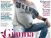 """GIANNA NANNINI copertina """"VANITY FAIR"""""""