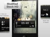 Lockscreen iPhone Stock Modified Aldech freeware